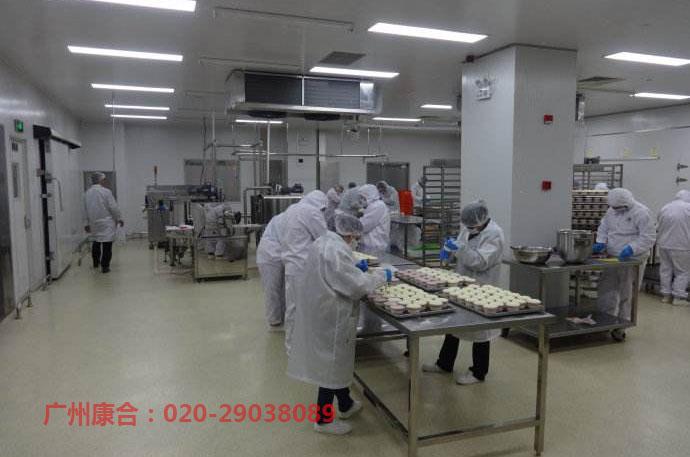 从三个方面介绍食品厂生产车间设计要求