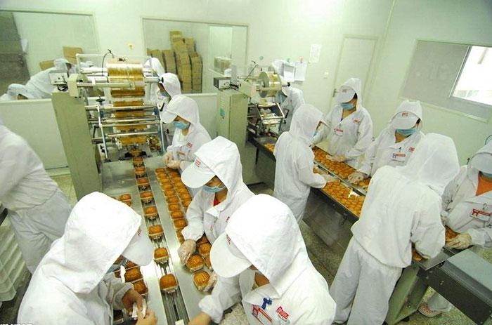 食品生产车间设计